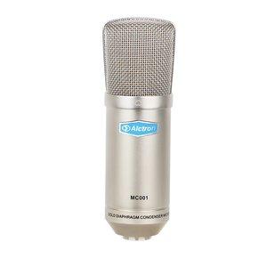 میکروفون کاندنسر استودیویی الکترون مدل MC001
