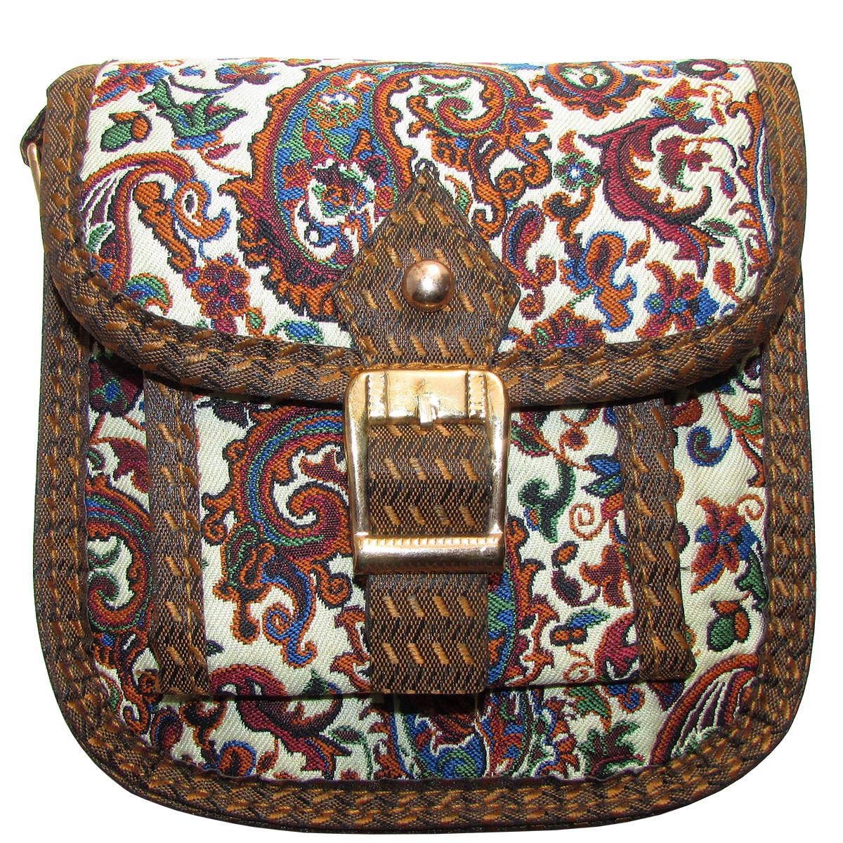 کیف دوشی زنانه کد T03