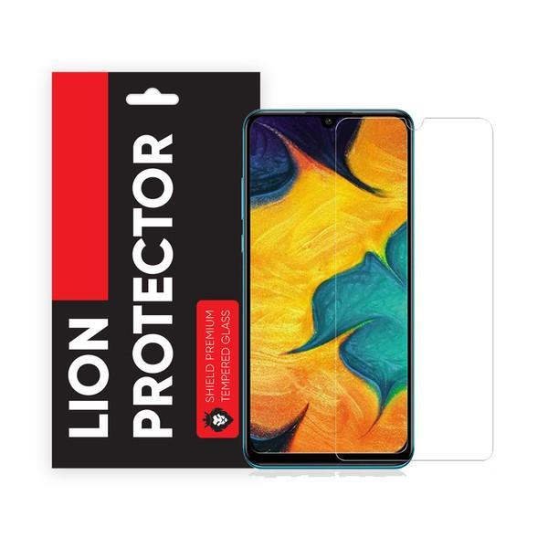 محافظ صفحه نمایش شیلد مدل Lion SG مناسب برای گوشی موبایل سامسونگ Galaxy A30