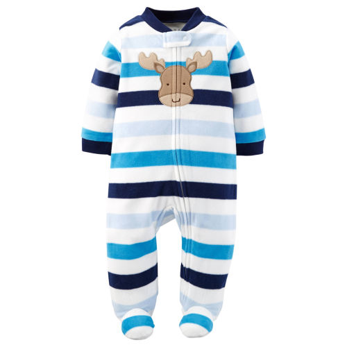 سرهمی نوزادی کارترز طرح گوزن کد 5351