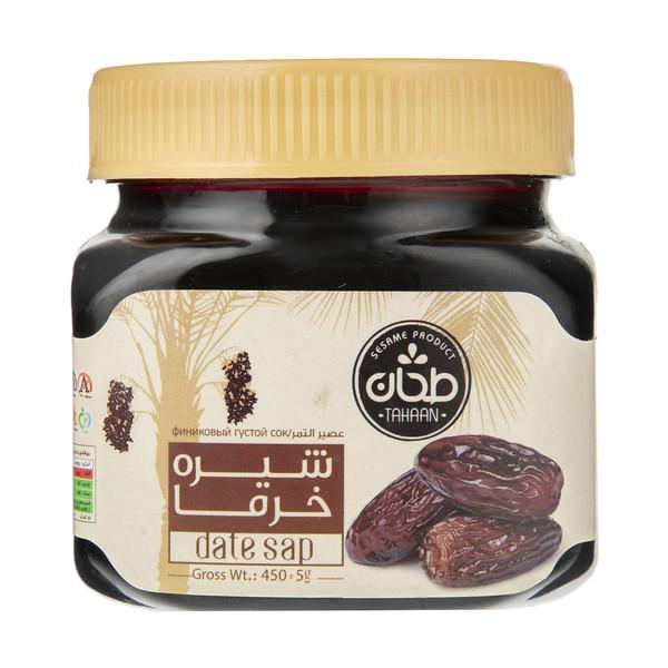 شیره خرما طحان مقدار 410 گرم