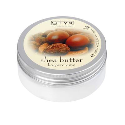 کرم مرطوب کننده استایکس مدل shea butter حجم 200 میلی لیتر