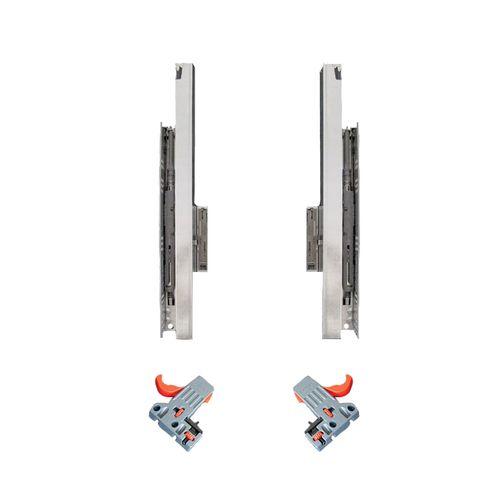 ریل کشو فشاری-آرام بند صامت مدل Smart Slide AF50 سایز 50 سانتیمتری بسته 2 عددی
