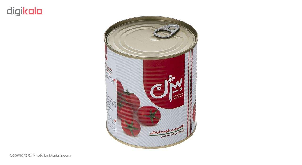 رب گوجه فرنگی بیژن - 800 گرم main 1 3