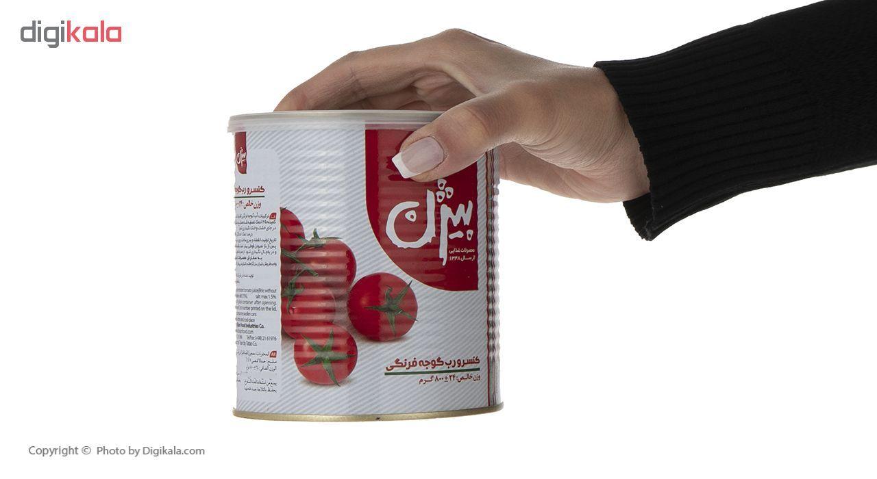 رب گوجه فرنگی بیژن - 800 گرم main 1 4