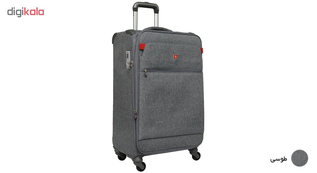 چمدان مدل LGHT 700380 - 24
