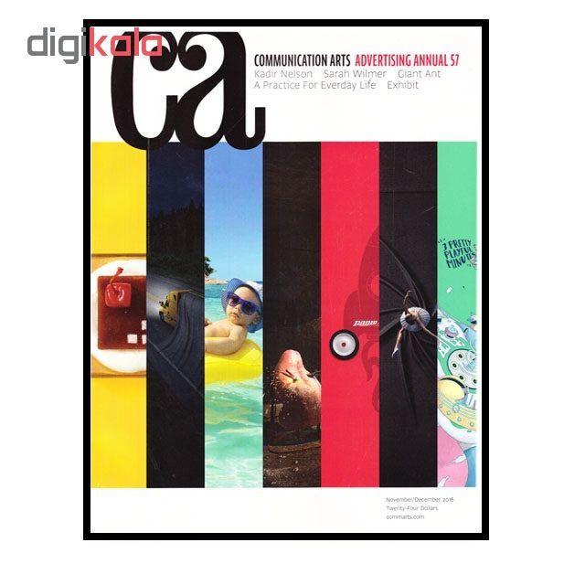 مجله Communication Arts دسامبر 2016 main 1 1