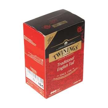 چای سیاه سنتی انگلیسی توینینگز مقدار 100 گرم