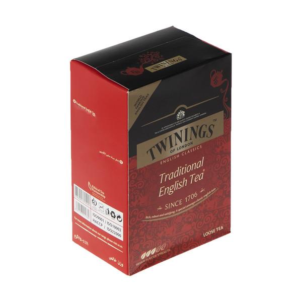 چای سیاه سنتی انگلیسی توینینگز مقدار 450 گرم