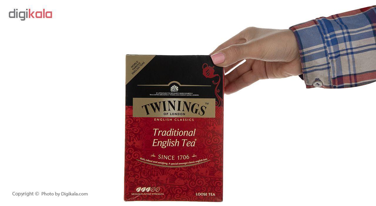 چای سیاه سنتی انگلیسی توینینگز مقدار 450 گرم main 1 2