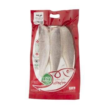فیله ماهی شوریده منجمد مهیا پروتئین مقدار 700 گرم
