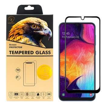 محافظ صفحه نمایش گلدن ایگل مدل DFC-X1 مناسب برای گوشی موبایل سامسونگ Galaxy A50