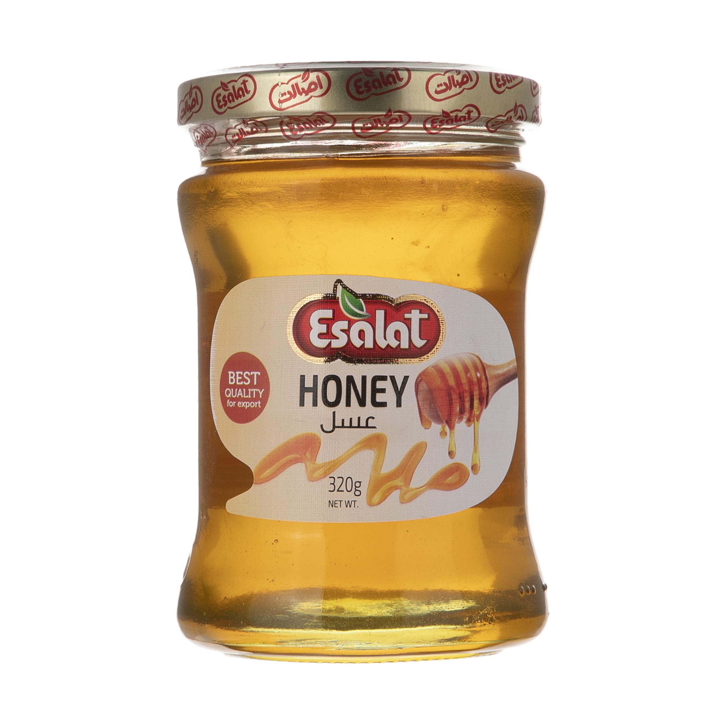 عسل طبیعی اصالت - 320 گرم