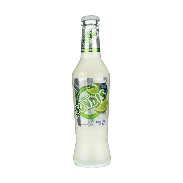 نوشیدنی لیمو گازدار ساندیس حجم 300 میلی لیتر