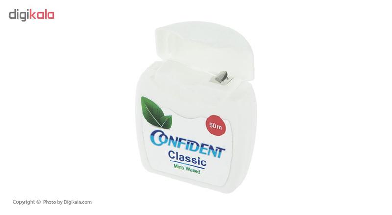 نخ دندان کانفیدنت مدل Classic