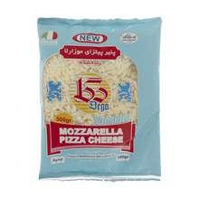 پنیر پیتزا موزارلا منجمد دگا مقدار 500 گرم