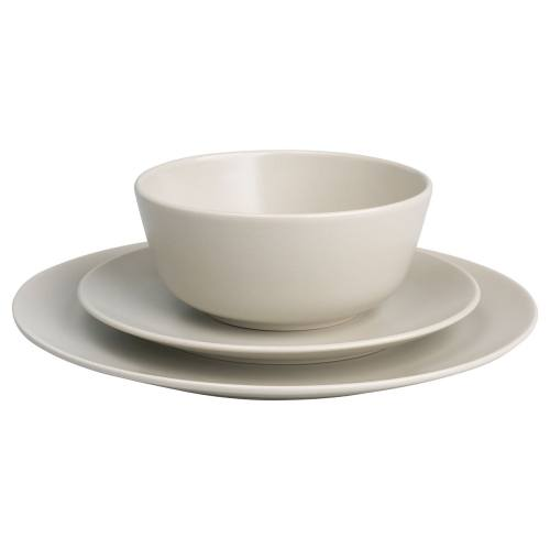 سرویس غذاخوری 18 پارچه ایکیا مدل DINERA