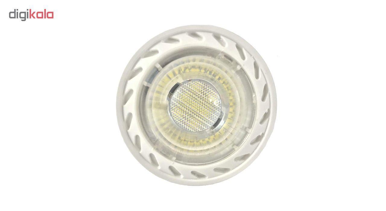 لامپ هالوژن 7 وات مدل AKH01 پایه GU5.3 main 1 1