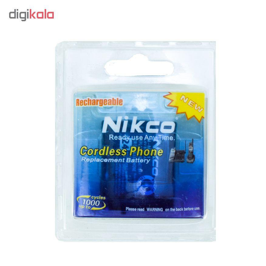 قیمت                      باتری  تلفن  بی سیم نیک کو  مدل N-511