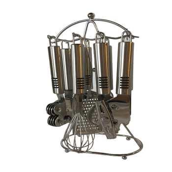 سرویس 8 پارچه ابزار آشپزخانه ویتارا مدل vist1