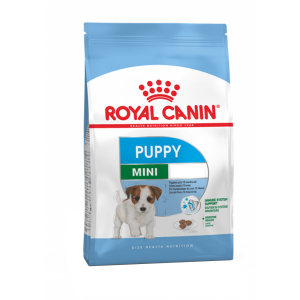 غذای خشک سگ رویال کنین مدل MiniPuppy وزن 2 کیلوگرم