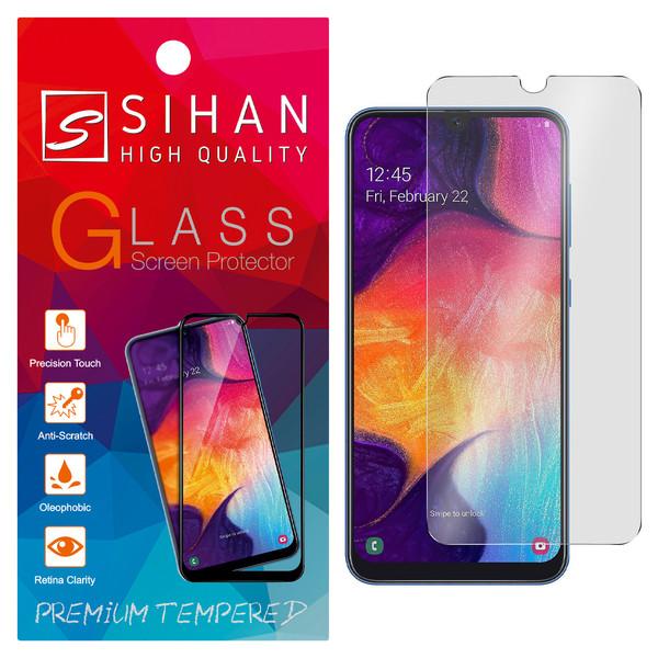 محافظ صفحه نمایش سیحان مدل CLT مناسب برای گوشی موبایل سامسونگ Galaxy A50