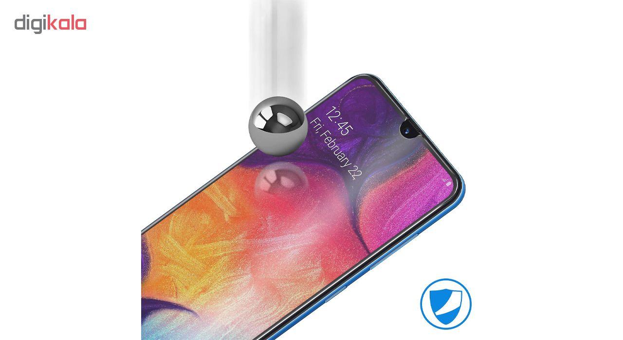 محافظ صفحه نمایش سیحان مدل CLT مناسب برای گوشی موبایل سامسونگ Galaxy A50 main 1 5