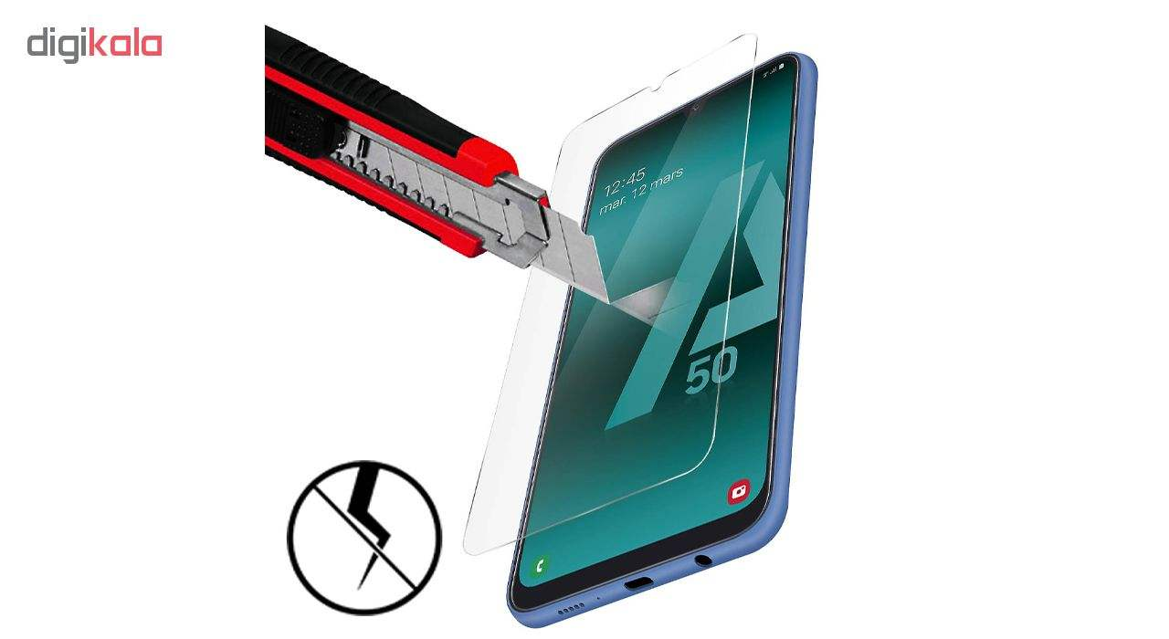 محافظ صفحه نمایش سیحان مدل CLT مناسب برای گوشی موبایل سامسونگ Galaxy A30 main 1 6