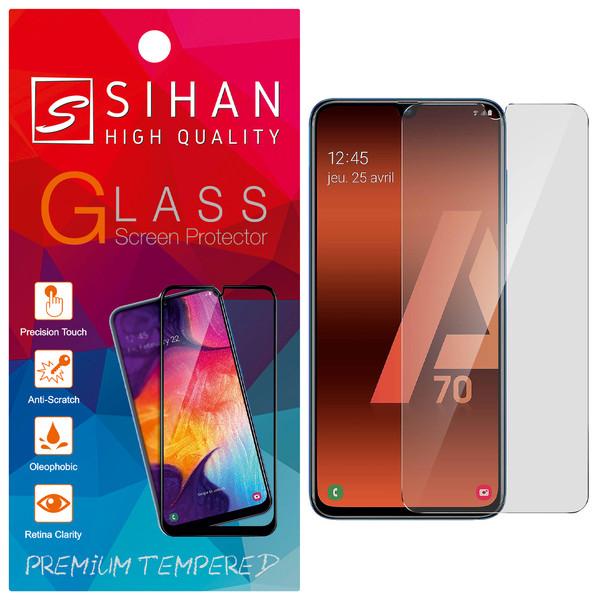 محافظ صفحه نمایش سیحان مدل CLT مناسب برای گوشی موبایل سامسونگ Galaxy A70