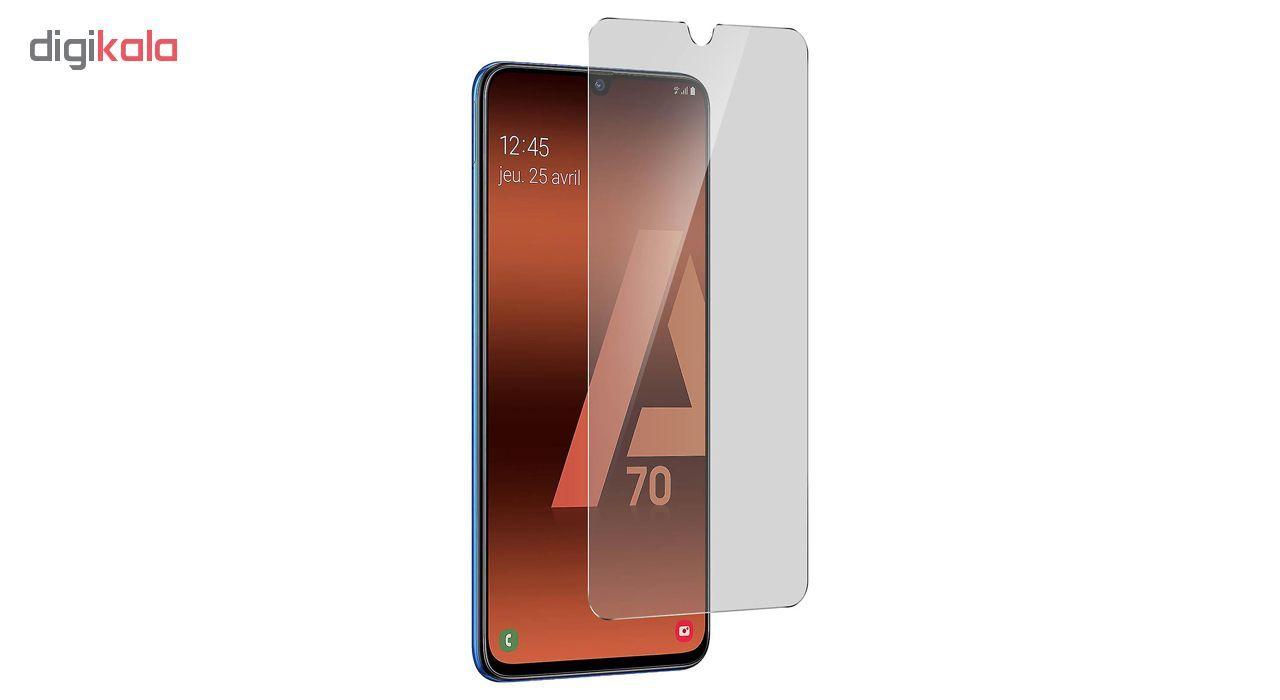 محافظ صفحه نمایش سیحان مدل CLT مناسب برای گوشی موبایل سامسونگ Galaxy A70 main 1 1