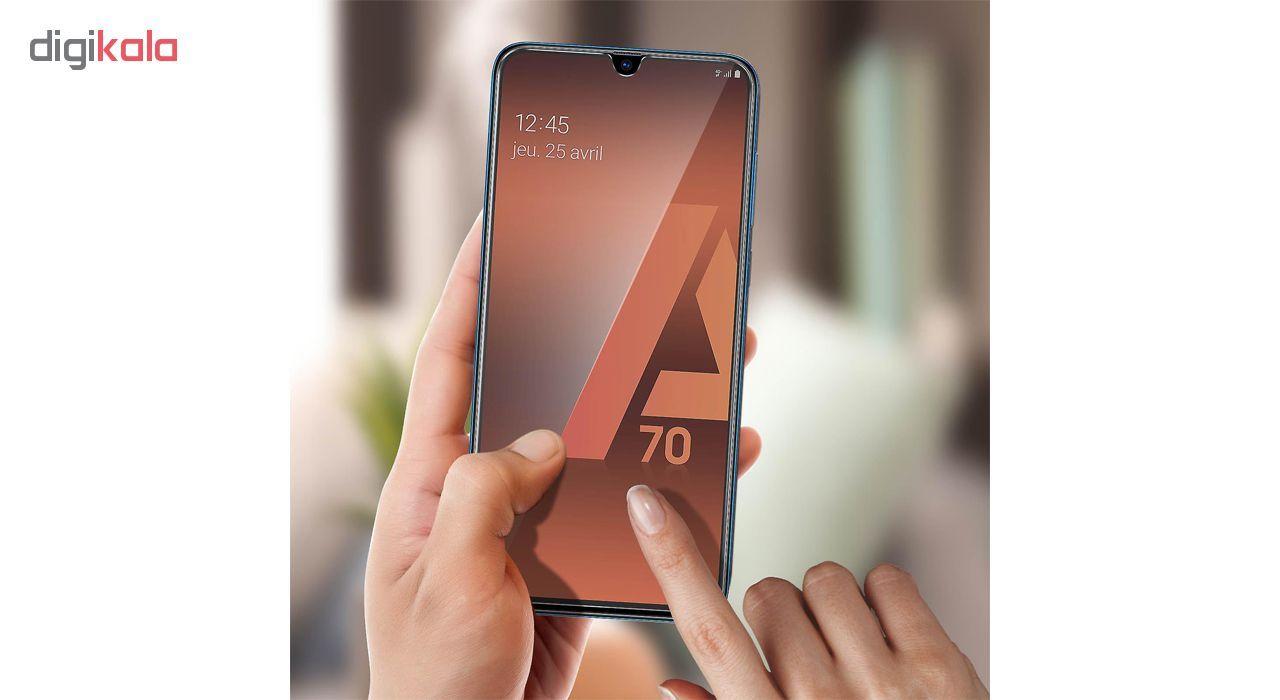محافظ صفحه نمایش سیحان مدل CLT مناسب برای گوشی موبایل سامسونگ Galaxy A70 main 1 2