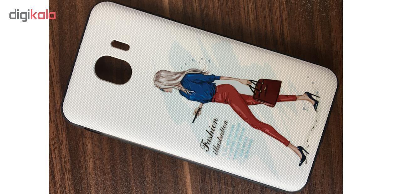 کاور مدل Beauty طرح Fashion-I مناسب برای گوشی موبایل سامسونگ Galaxy J4 2018 main 1 4