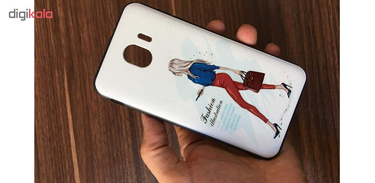 کاور مدل Beauty طرح Fashion-I مناسب برای گوشی موبایل سامسونگ Galaxy J4 2018 main 1 8
