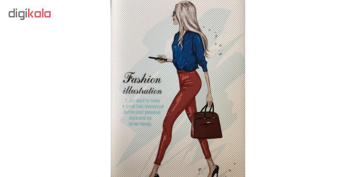 کاور مدل Beauty طرح Fashion-I مناسب برای گوشی موبایل سامسونگ Galaxy J4 2018 main 1 9
