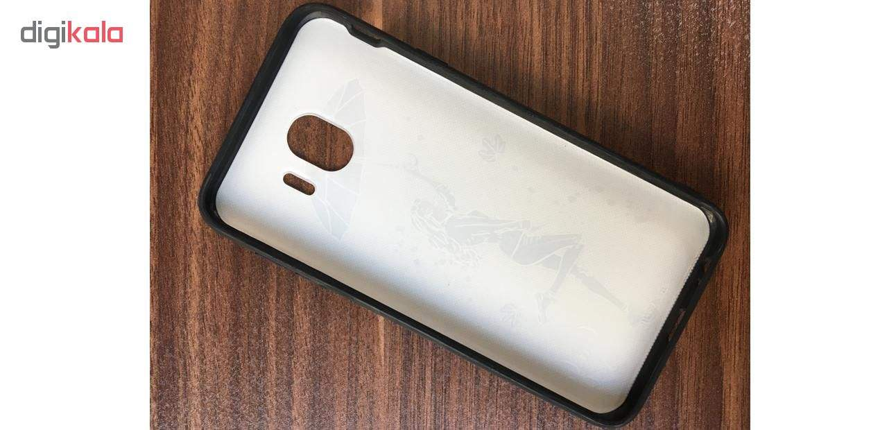 کاور مدل Beauty طرح Cute Set مناسب برای گوشی موبایل سامسونگ Galaxy J4 2018 main 1 2