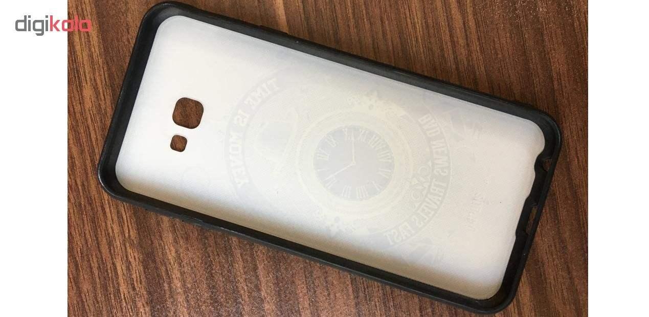کاور مدل Beauty طرح Time مناسب برای گوشی موبایل سامسونگ Galaxy J4 Plus 2018 main 1 2