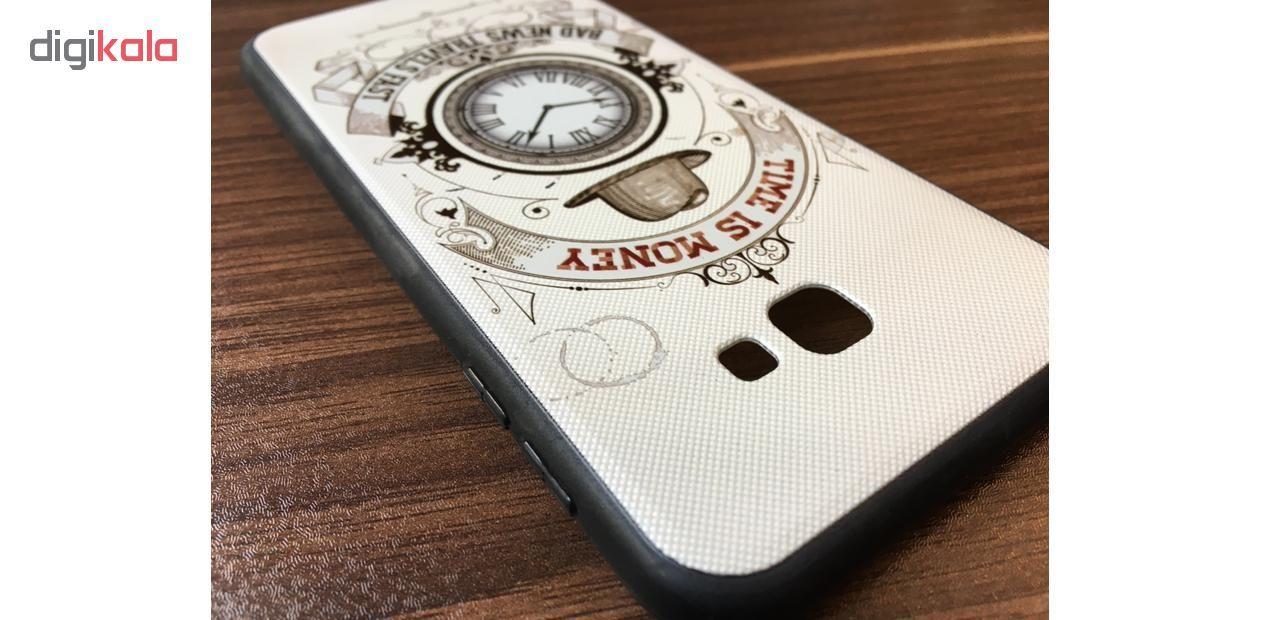 کاور مدل Beauty طرح Time مناسب برای گوشی موبایل سامسونگ Galaxy J4 Plus 2018 main 1 4