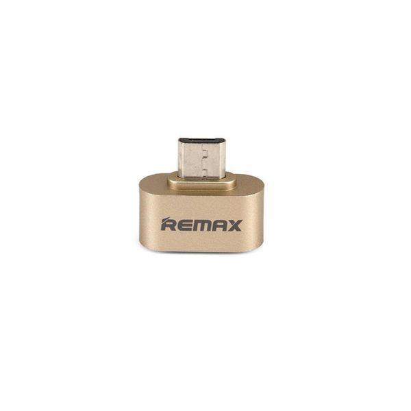 مبدل OTG USB-C ریمکس مدل TC
