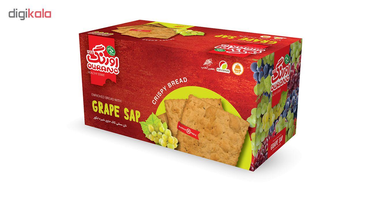 نان سنتی کاک با شیره انگور اورنگ مقدار 450 گرم main 1 2