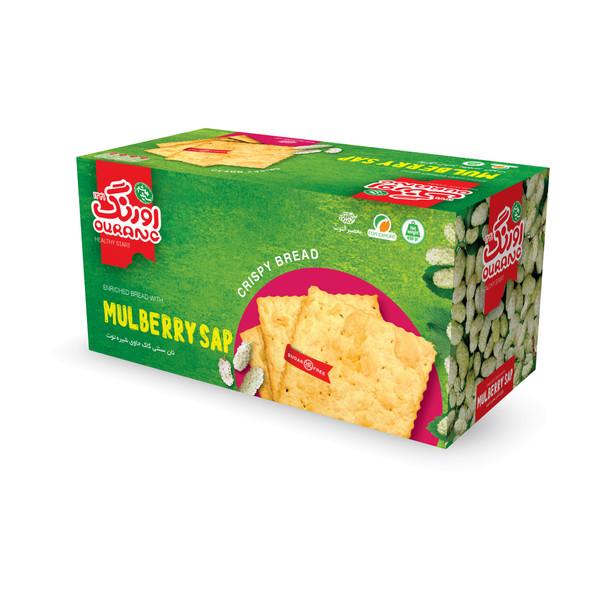 نان سنتی کاک با شیره توت اورنگ مقدار 400 گرم
