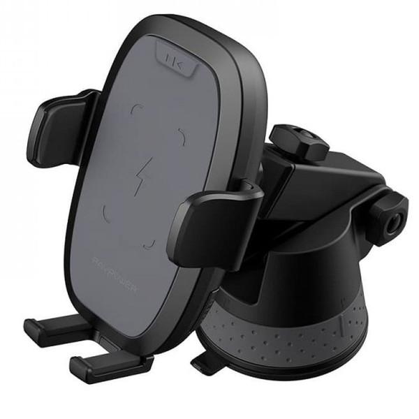 پایه نگهدارنده و شارژر بی سیم راو پاور مدل RP-SH014