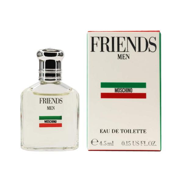 عطر جیبی مردانه ماسکینو مدل Friends حجم 4.5 میلی لیتر