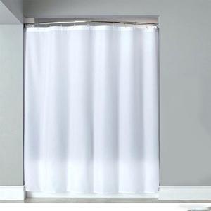 پرده حمام پیسو سایز 190×210 سانتی متر