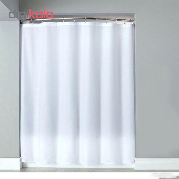 پرده حمام پیسو سایز  190×210 سانتی متر main 1 1