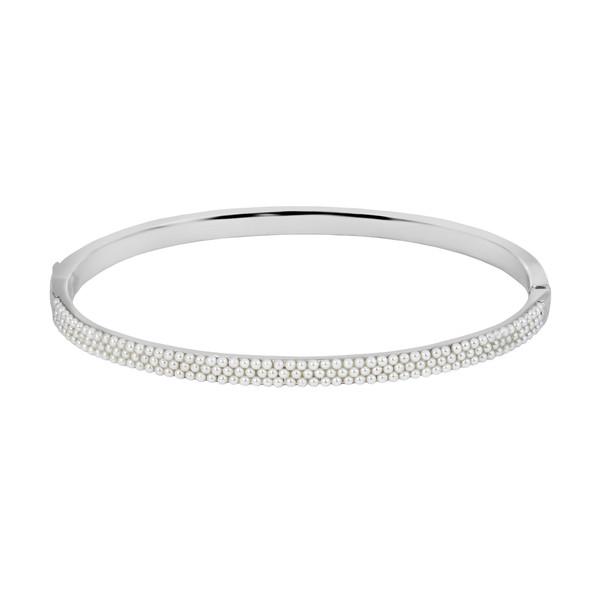 دستبند نقره زنانه اقلیمه کد DN443
