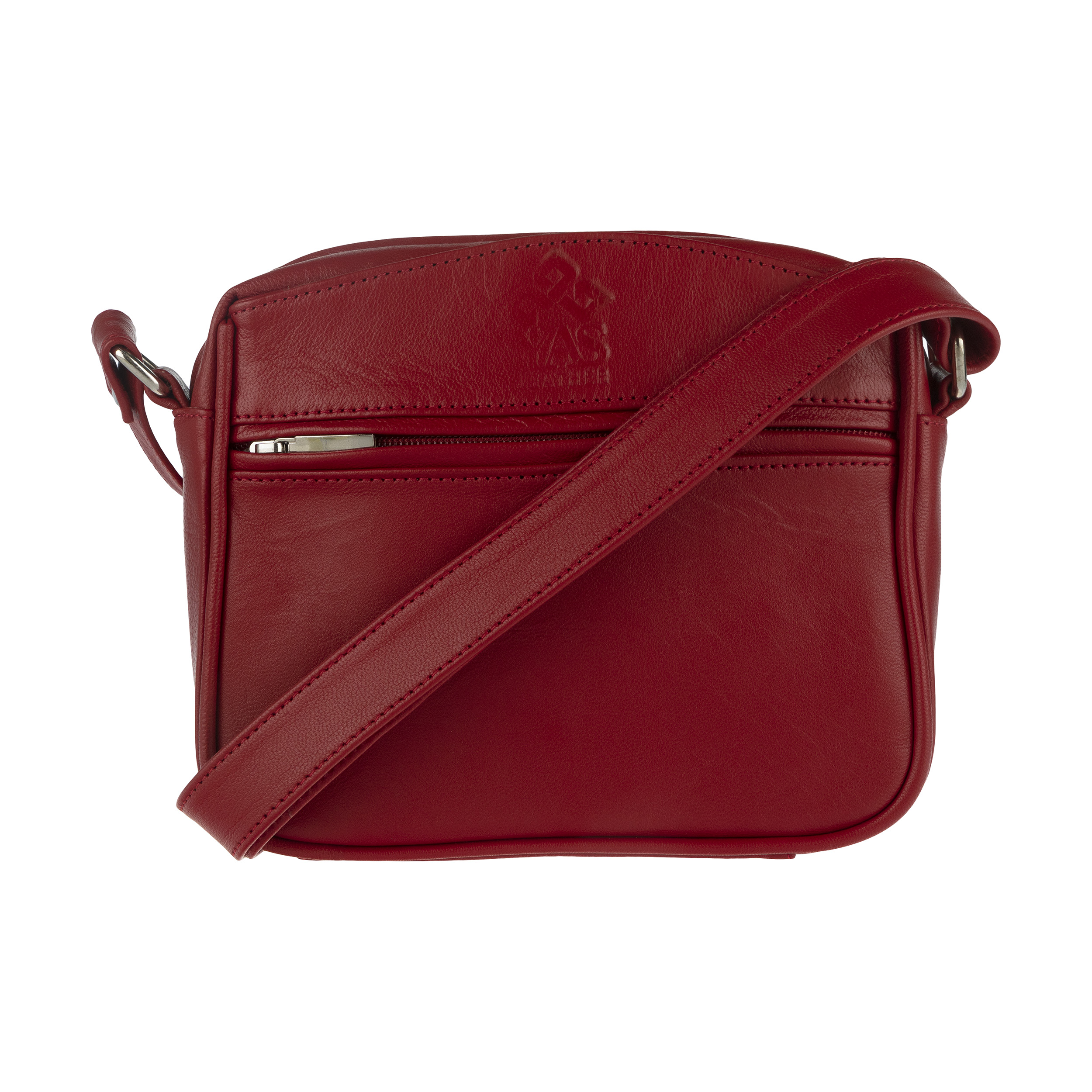 کیف دوشی زنانه چرم یاس مدل خاتون