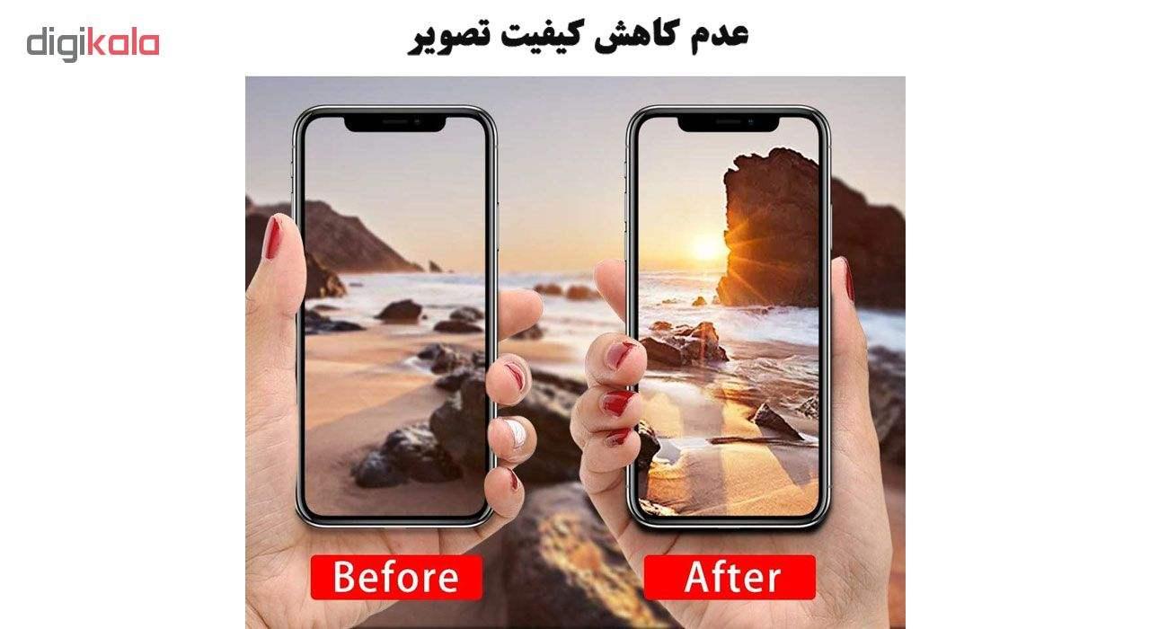 محافظ لنز دوربین هورس مدل UTF مناسب برای گوشی موبایل اپل iPhone 11 بسته سه عددی main 1 8