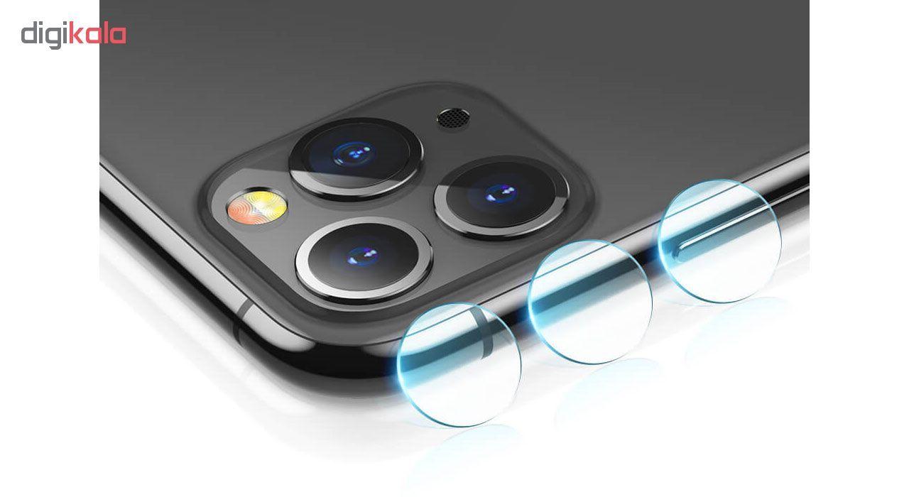 محافظ لنز دوربین هورس مدل UTF مناسب برای گوشی موبایل اپل iPhone 11 Pro بسته دو عددی main 1 7
