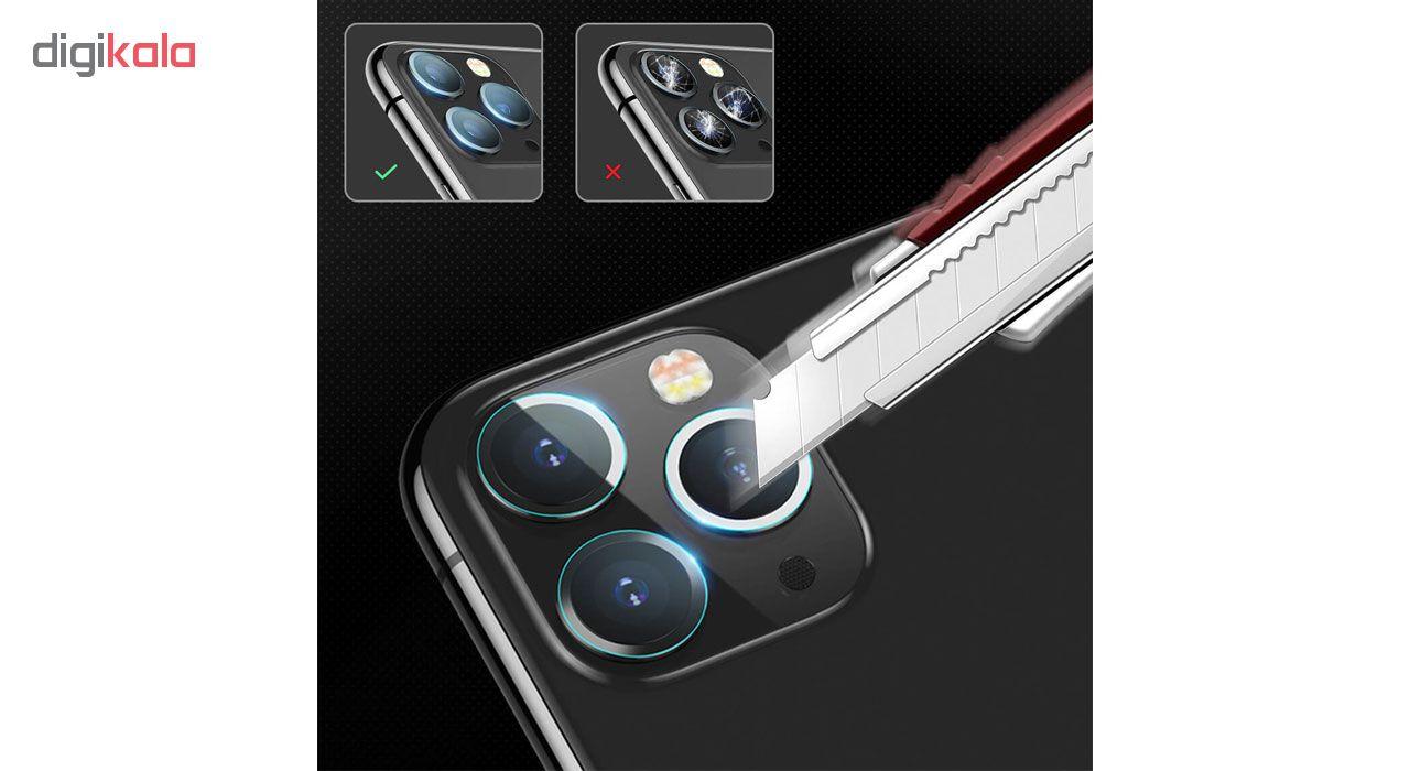 محافظ لنز دوربین هورس مدل UTF مناسب برای گوشی موبایل اپل iPhone 11 Pro Max main 1 4
