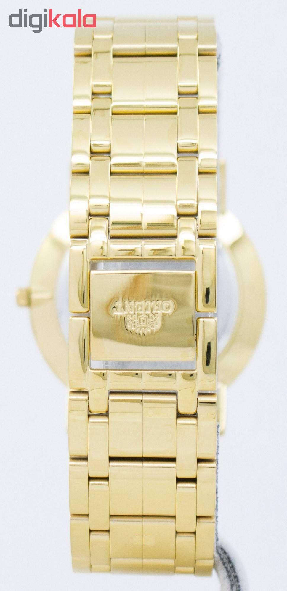 کد تخفیف                                      ساعت مچی عقربه ای مردانه اورینت مدل SGW01001W0